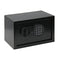 Valuables Safe Locker Medium Black