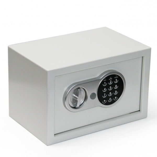 Valuables Safe locker medium White