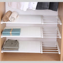 Fine Living Adjustable Closet Organizer