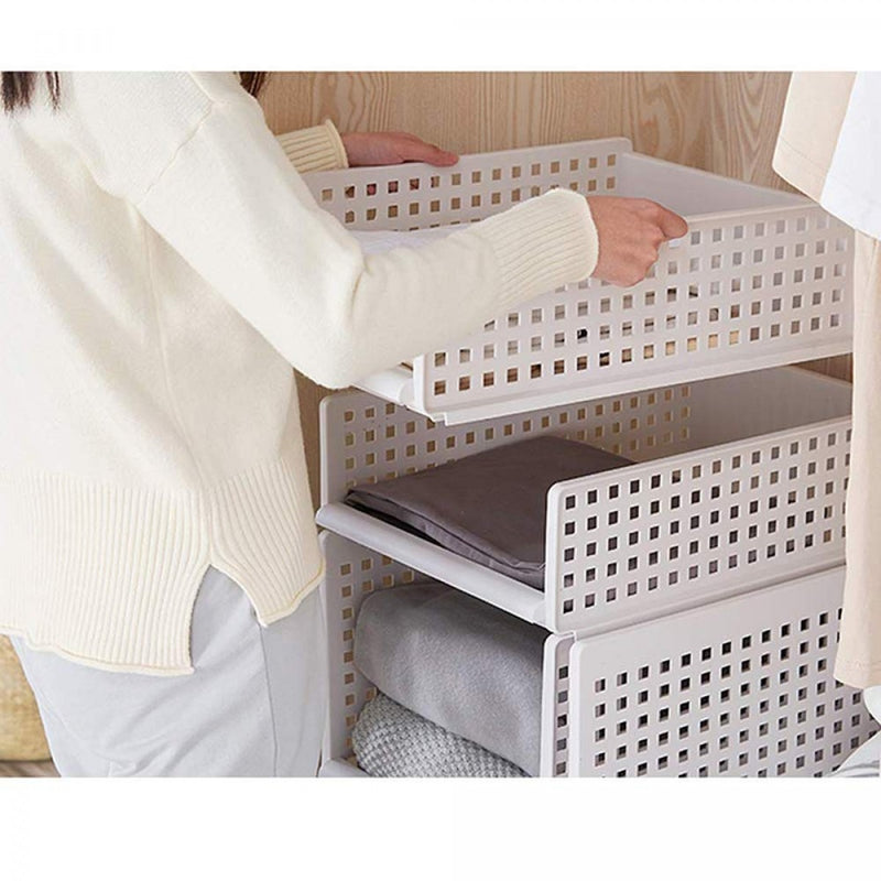 Fine Living Cupboard Storage Organiser