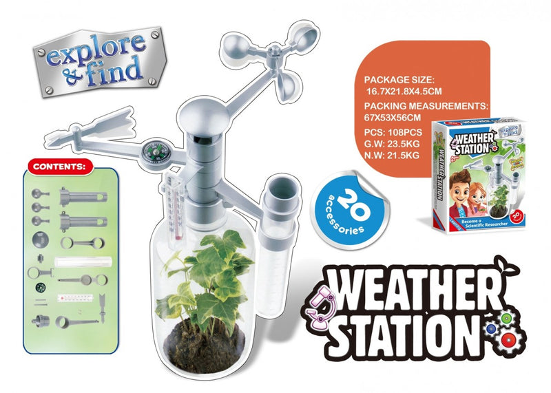 Enviromental Science Series (Weather Station)