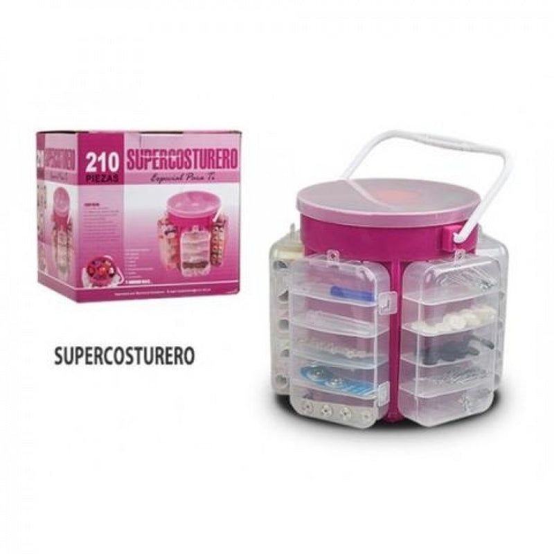 Sewing Caddy 210pc