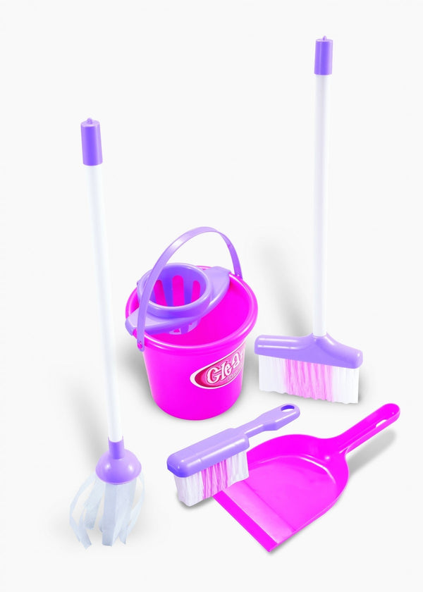 Jeronimo - Cleaning play set