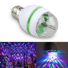Auto Rotating Dance Party Bulb