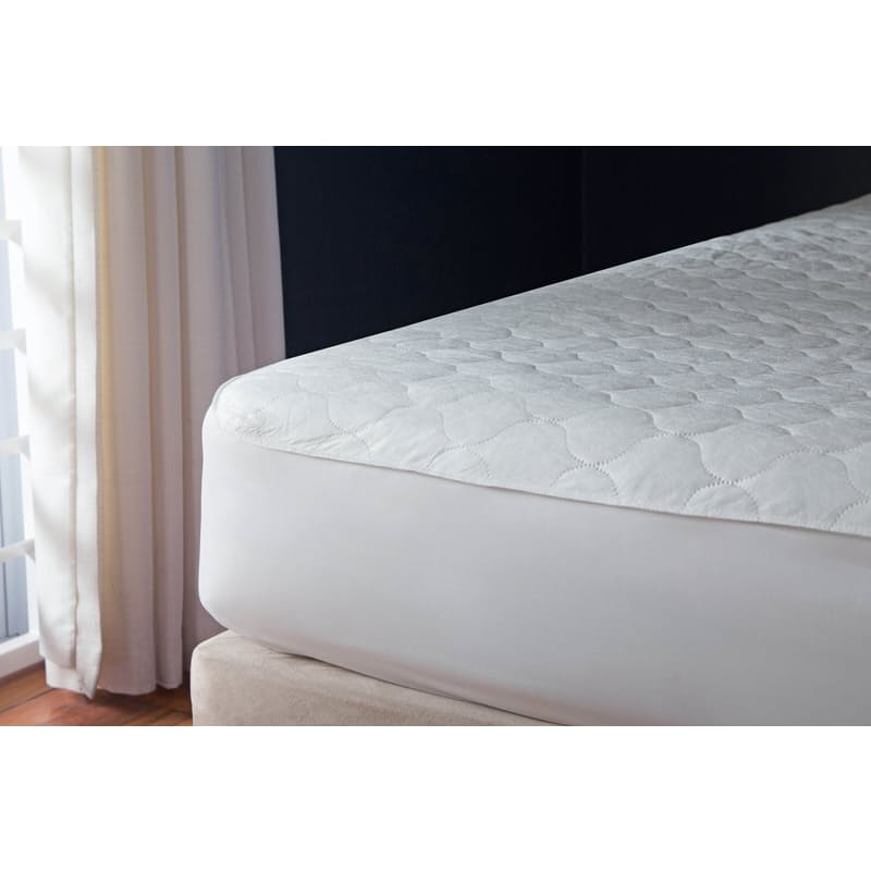 Simon Baker - Quilted Mattress Protector- Waterproof