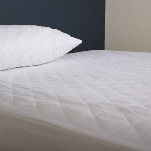 Simon Baker - Quilted Mattress Protector- Non Waterproof