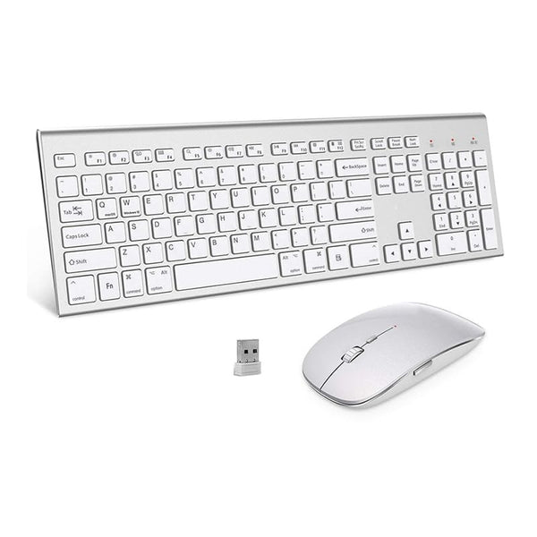 Wireless Keyboard And USB Mouse