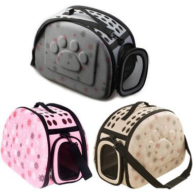 Foldable Pet Carrier for R399.99 - iDealDirect - 1