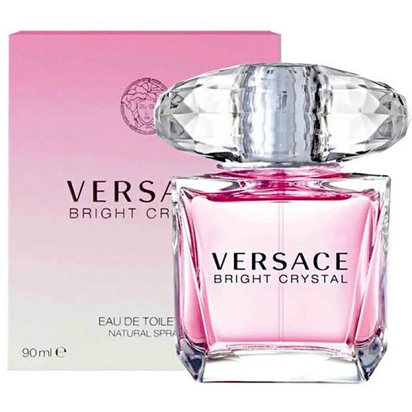 Versace Bright Crystal EDT 90ml - For Her