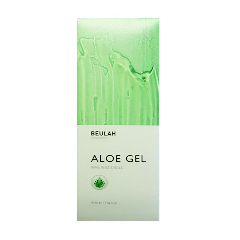Beulah Aloe Gel 75ml