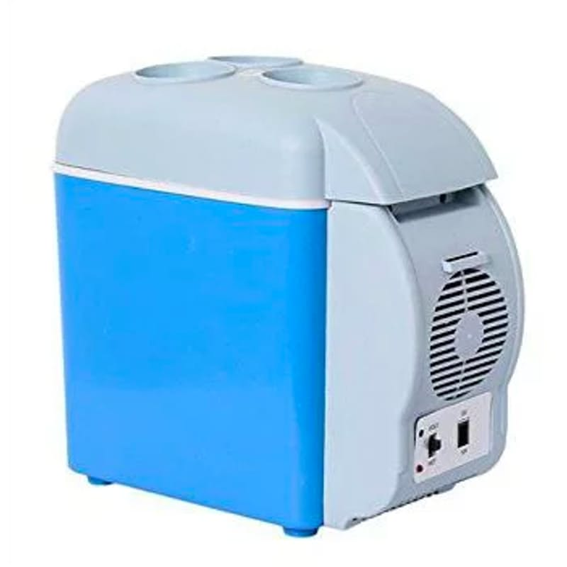 Portable Electronic Cooling and Warming Refrigerator- 7.5L