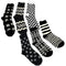 Pack Of 6 Socks SET 1 Assorted Designs