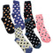 Pack Of 6 Socks SET 6 Assorted Designs