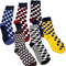 Pack Of 6 Socks SET 2 Assorted Designs