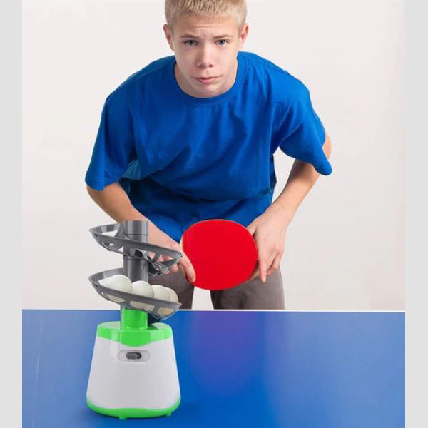 Jeronimo - Table Tennis Ball Pitcher