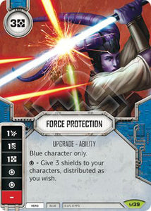 Force Protection (AWK) Rare