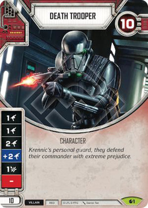 Death Trooper (SoR) Rare