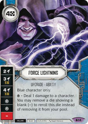 Force Lightning (SoR) Legendary