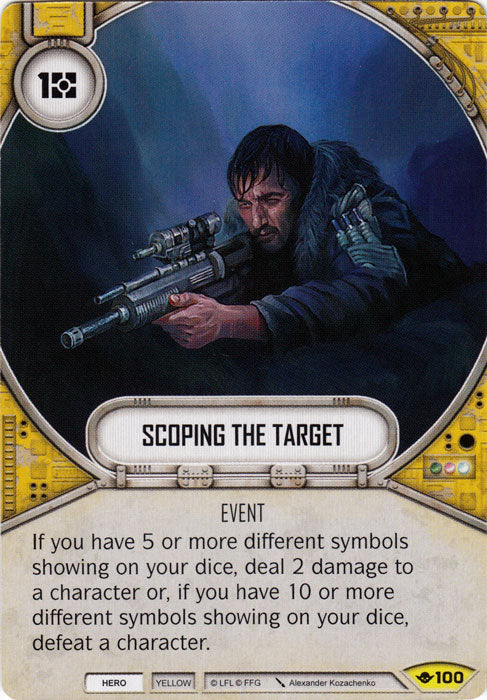 Scoping the Target (WotF) Uncommon