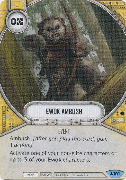 Ewok Ambush (SOH) Common