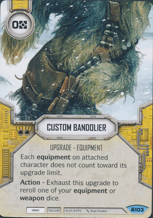Custom Bandolier (CONV) Common