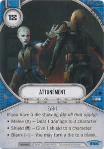 Attunement (CONV) Common