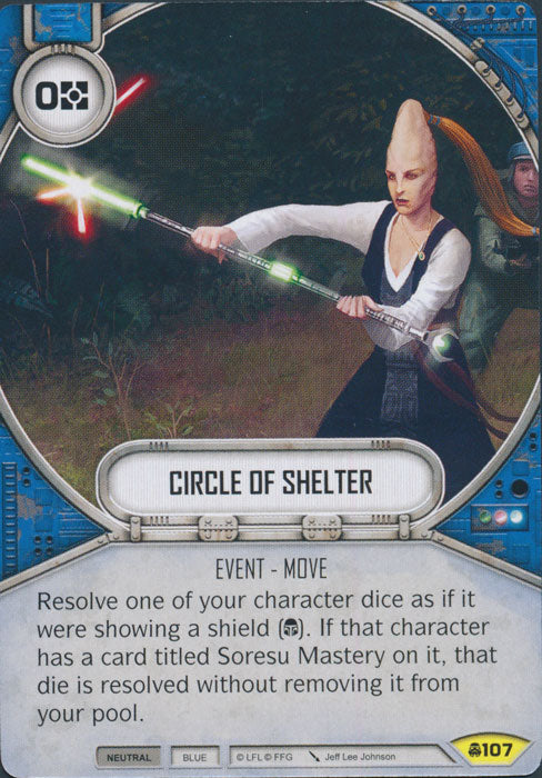 Circle of Shelter (CONV) Uncommon