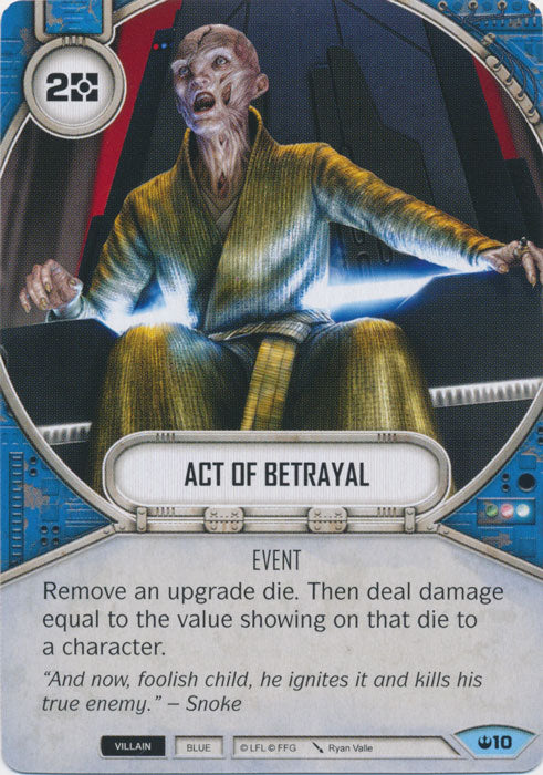 Act of Betrayal (SOH) Common