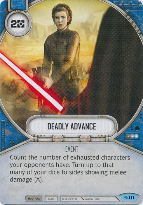 Deadly Advance (ATG) Common