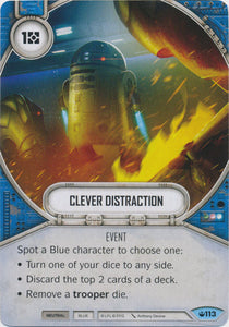 Clever Distraction (SOH) Common