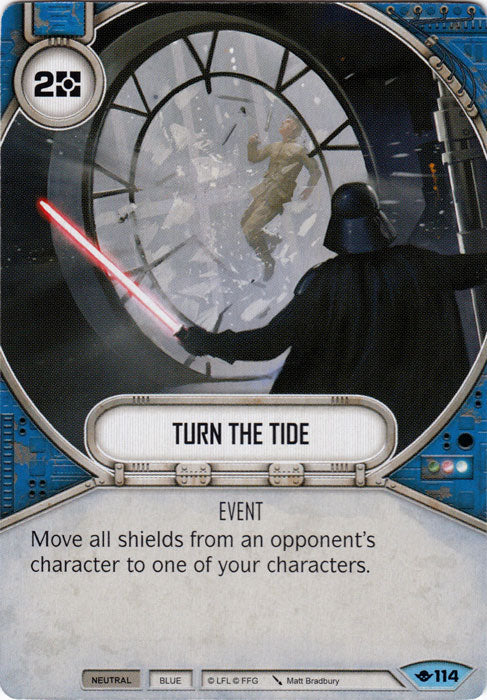 Turn the Tide (WOTF) Common