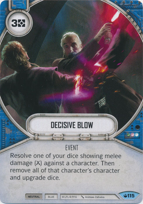 Decisive Blow (SOH) Common
