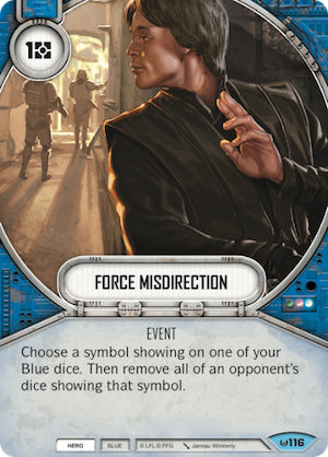 Force Misdirection (AWK) Common