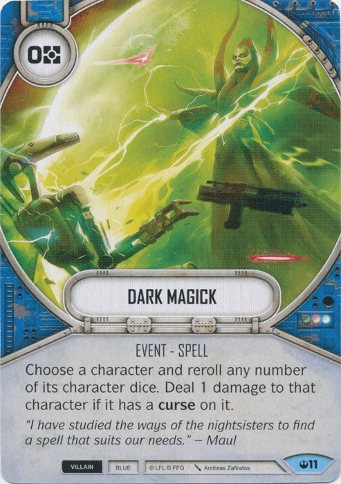 Dark Magick (SOH) Common