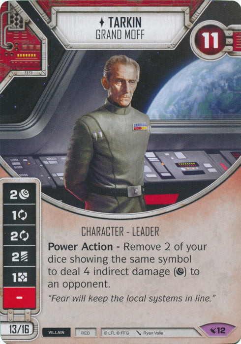 Tarkin - Grand Moff (LEG) Legendary