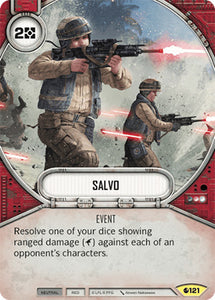 Salvo (SoR) Uncommon