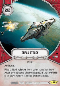 Sneak Attack (CM) Uncommon