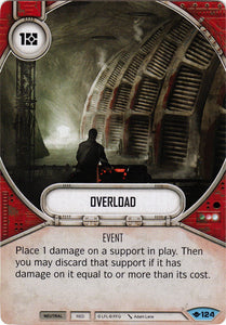 Overload (WOTF) Common
