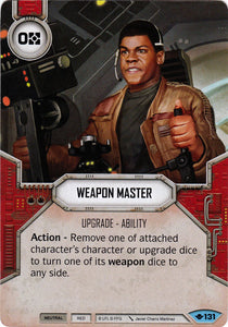Weapon Master (WOTF) Common
