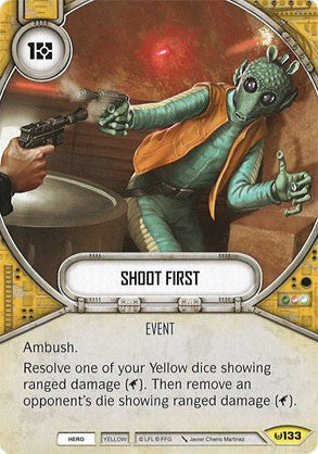 Shoot First (AWK) Uncommon