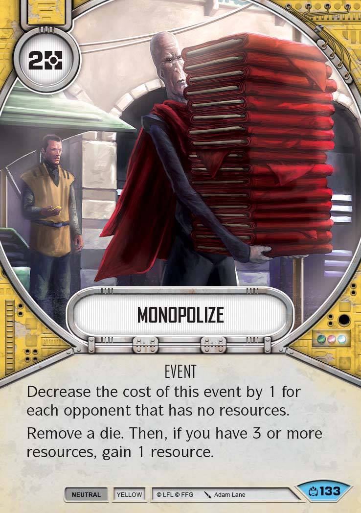Monopolize (CM) Common