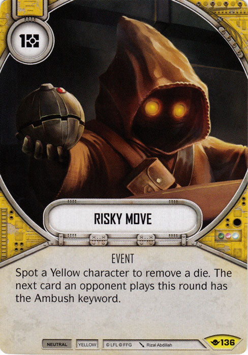 Risky Move (WotF) Uncommon