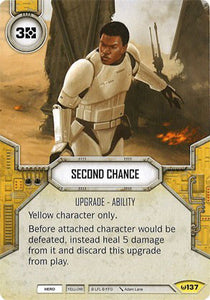 Second Chance (AWK) Uncommon
