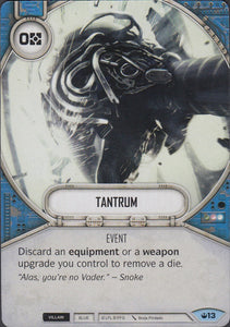 Tantrum (SOH) Common