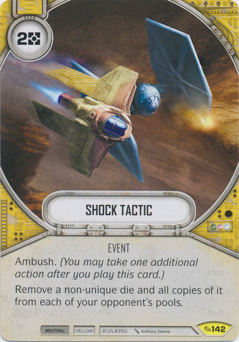 Shock Tactic (ATG) Uncommon