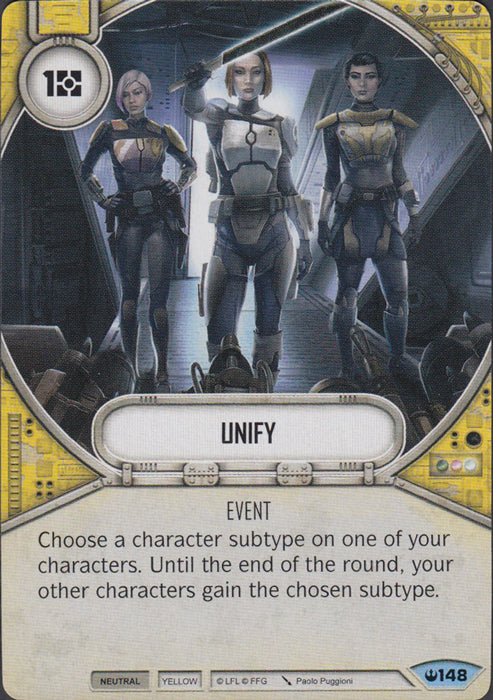Unify (SOH) Common