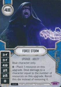 Force Storm (CONV) Legendary