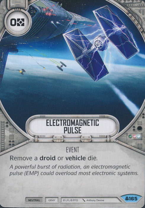 Electromagnetic Pulse (CONV) Common