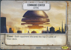 Command Center - Lothal (AWK) Uncommon