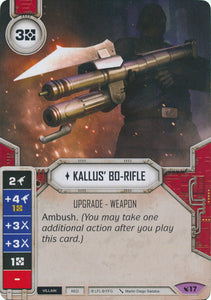 Kallus' Bo-Rifle (LEG) Legendary